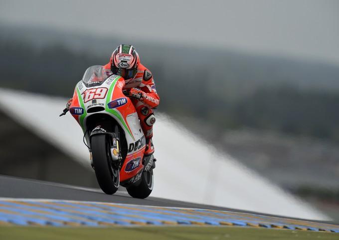 """MotoGP Le Mans, Prove Libere: Nicky Hayden """"Facciamo fatica in tutte le sezioni della pista"""""""