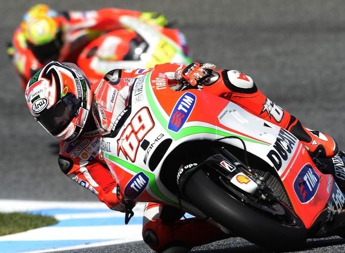 """MotoGP: Nicky Hayden """"Voglio un bel risultato a Le Mans"""