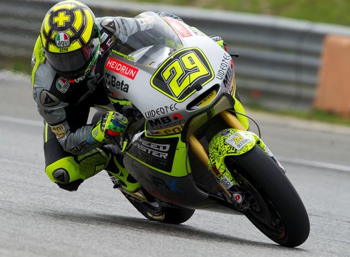 """Moto2 Estoril, Qualifiche: Andrea Iannone """"Rispetto a ieri siamo migliorati molto"""""""