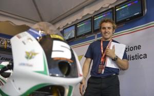 """Moto3: Roberto Locatelli """"Fenati con l'aiuto del team Italia tornerà li davanti"""""""