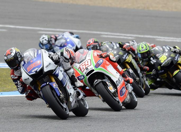 "MotoGP: Jorge Lorenzo ""Mi piace Estoril, saranno determinanti le gomme"""