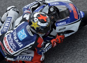 "MotoGP Estoril, Qualifiche: Jorge Lorenzo ""Perdo troppo al T1"""