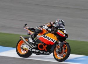 Moto2 Estoril, Prove Libere 3: Marquez davanti a Luthi
