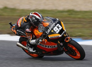 Moto2 Estoril, Qualifiche: Seconda pole consecutiva per Marc Marquez