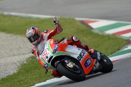"""MotoGP: Nicky Hayden """"Non vedo l'ora di verificare a Barcellona i progressi fatti al Mugello"""""""