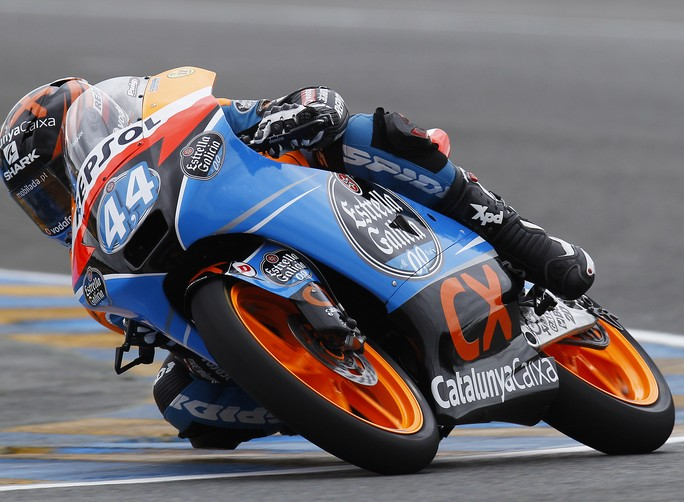 Moto3 Le Mans, Prove Libere 3: Oliveira davanti a Vinales e Fenati