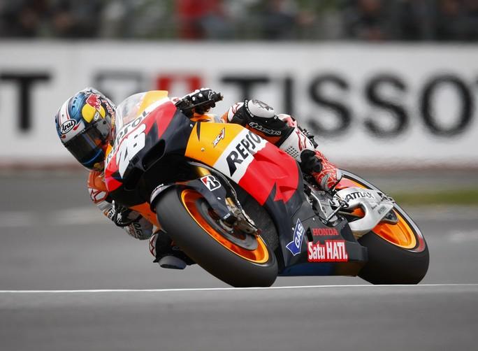 MotoGP Le Mans, Qualifiche: A Pedrosa la pole del Gran Premio di Francia