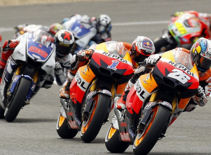 """MotoGP: Dani Pedrosa """"A Estoril per cercare la vittoria"""""""