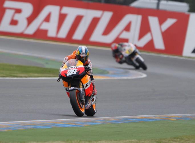 """MotoGP Le Mans, Qualifiche: Dani Pedrosa """"Felice della pole, fatto ottimo lavoro"""""""