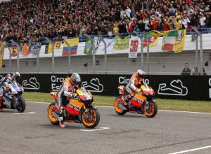 "MotoGP Estoril: Dani Pedrosa ""Un'altra gara veramente dura"""