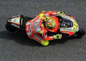 """MotoGP Estoril, Prove Libere: Valentino Rossi """"Non sono troppo lontanto dal primo"""""""