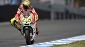 """MotoGP Estoril: Valentino Rossi """"Oggi sono riuscito a stare meglio sulla moto"""""""