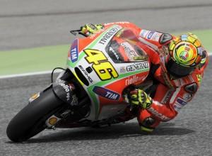 """MotoGP Estoril, Qualifiche: Valentino Rossi """"Ora va un po' meglio"""""""