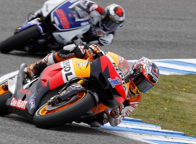 """MotoGP: Casey Stoner """"A Estoril  spero di fare un'altra bella gara"""""""