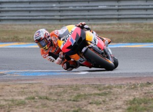 """MotoGP Le Mans, Qualifiche: Casey Stoner """"Contento della prima fila"""""""