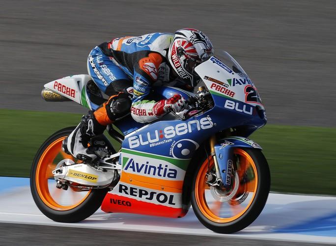 Moto3 Estoril, Prove Libere 3: Vinales al comando