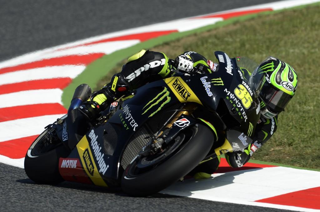 """MotoGP Test Barcellona: Cal Crutchlow """"Peccato per l'incidente, avevamo un sacco di cose da provare"""""""