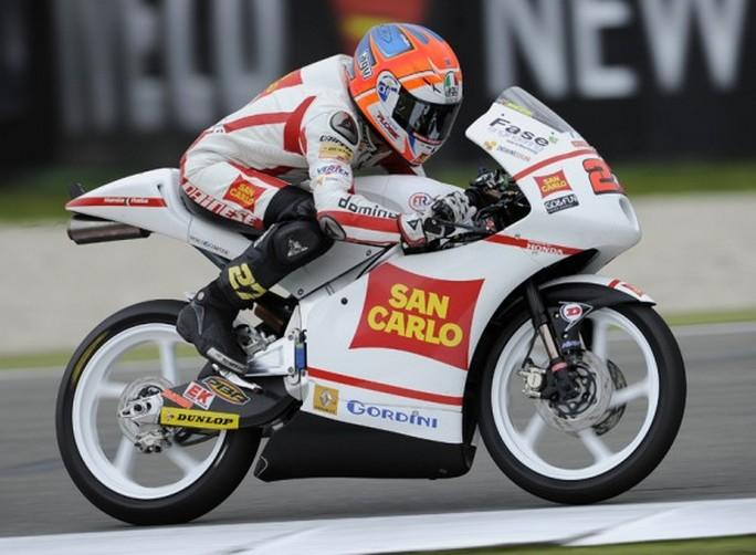 """Moto3 Assen, Qualifiche: Niccolò Antonelli """"Sono molto contento perchè stiamo migliorando"""""""