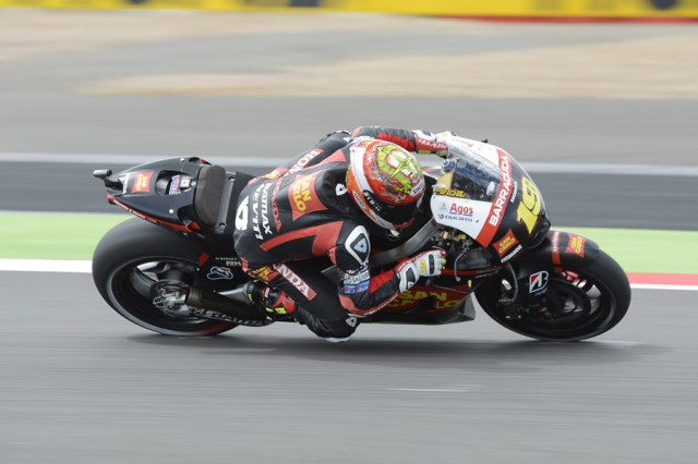 """MotoGP Silverstone, Prove Libere: Alvaro Bautista """"E' stato un buon inizio"""""""