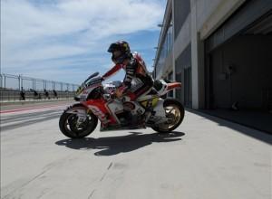 """MotoGP, Test Aragon: Stefan Bradl """"Abbiamo lavorato moltissimo oggi"""""""