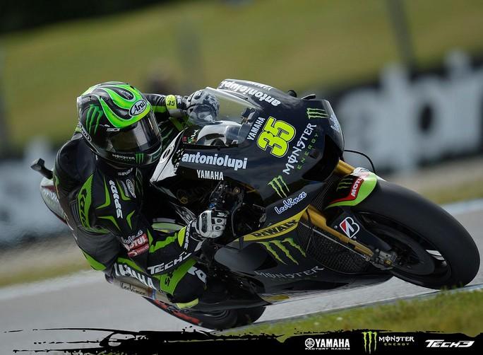 """MotoGP Assen, Qualifiche: Cal Crutchlow """"Sarà una gara difficile"""""""