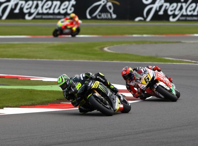 """MotoGP, Silverstone: Cal Crutchlow """"Giravo come i tre del podio, ma io avevo una caviglia rotta!"""""""
