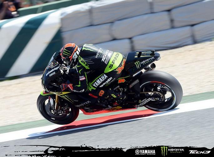 MotoGP Barcellona, Test: Dovizioso chiude al comando