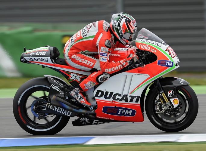 "MotoGP Assen, Qualifiche: Nicky Hayden ""Gestire 26 giri per noi non sarà una passeggiata"""