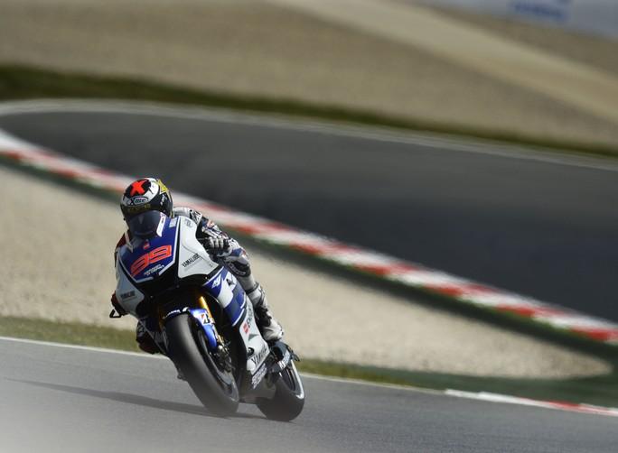 """MotoGP, Test Barcellona: Jorge Lorenzo """"Ho provato la nuova specifica di motore"""""""