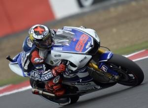 MotoGP Silverstone, Warm Up: Lorenzo davanti ad Hayden