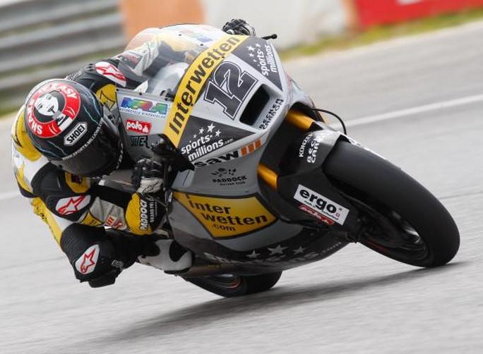 Moto2 Barcellona, Prove Libere 1: Luthi è il più veloce