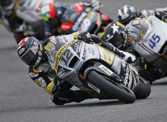 Moto2 Barcellona, Prove Libere 2: Ancora Luthi il più veloce di tutti