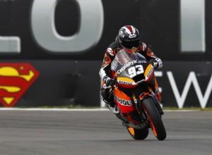 Moto2 Assen, Qualifiche: Quinta pole del 2012 per Marc Marquez
