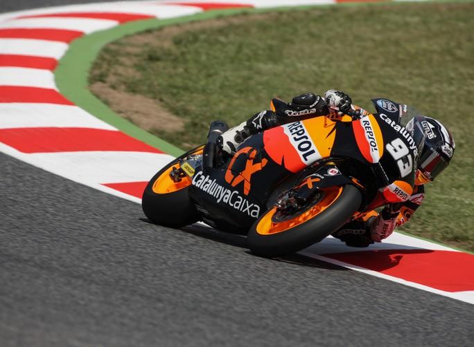 Moto2 Barcellona, Qualifiche: Ancora una pole position per Marc Marquez
