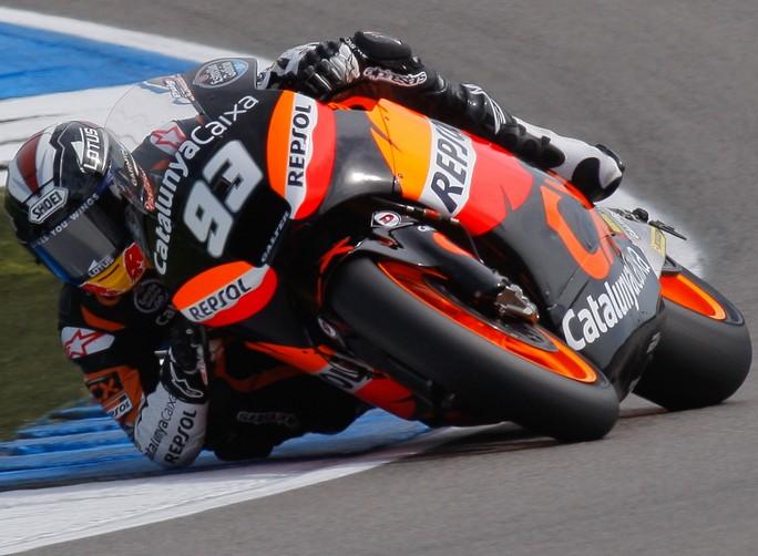 """Moto2 Assen, Qualifiche: Marc Marquez """"Fisicamente sono a posto e pronto a lottare"""""""