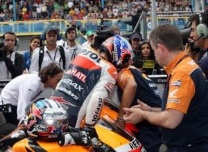 "MotoGP Assen: Casey Stoner ""Vittoria inaspettata e gara fantastica"""