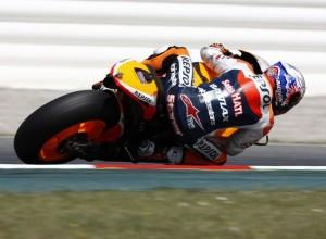 """MotoGP, Test Barcellona: Casey Stoner """"Adesso si è aggiunto anche chattering all'anteriore"""""""