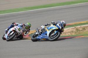 Superbike Aragon: Ayrton Badovini chiede scusa a Tom Sykes e ringrazia il suo team