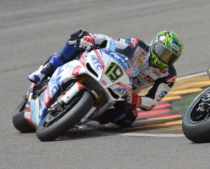 Superbike Aragon: le dichiarazioni di Chaz Davies, il rookie del Team Aprilia ParkinGO