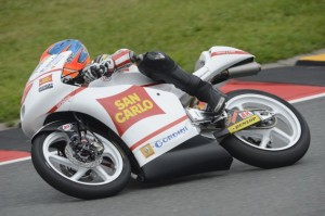 """Moto3 Sachsenring, Qualifiche: Niccolò Antonelli """"Domani farò una bella gara, ne sono convinto"""""""