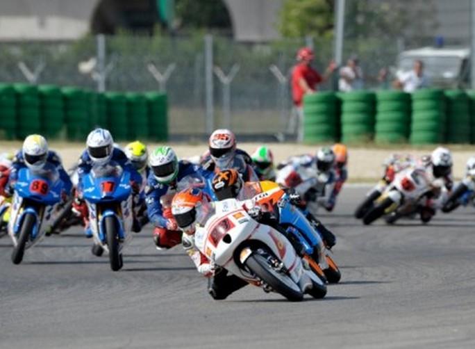 Moto3: La wild card Niccolò Antonelli fa sua anche la seconda gara del CIV a Misano