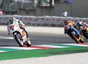 """Moto3 Mugello: Niccolò Antonelli """"Peccato non essersi giocati il podio"""""""