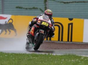 "MotoGP Sachsenring, Qualifiche: Alvaro Bautista ""Inutile rischiare sapendo di partire ultimo"""