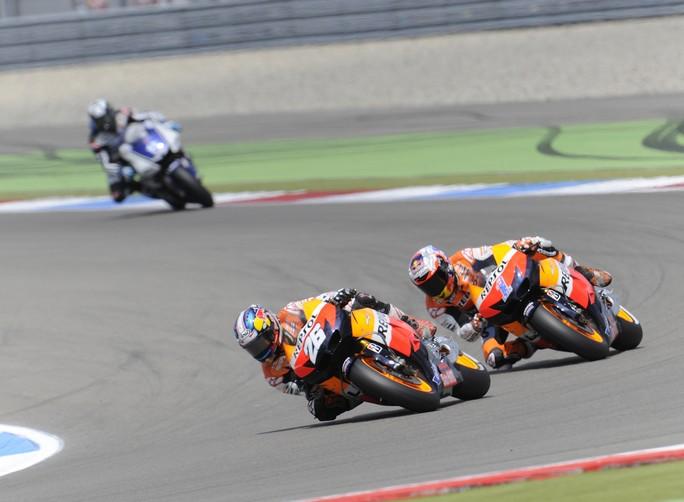 MotoGP: Bridgestone al Sachsenring con tante novità
