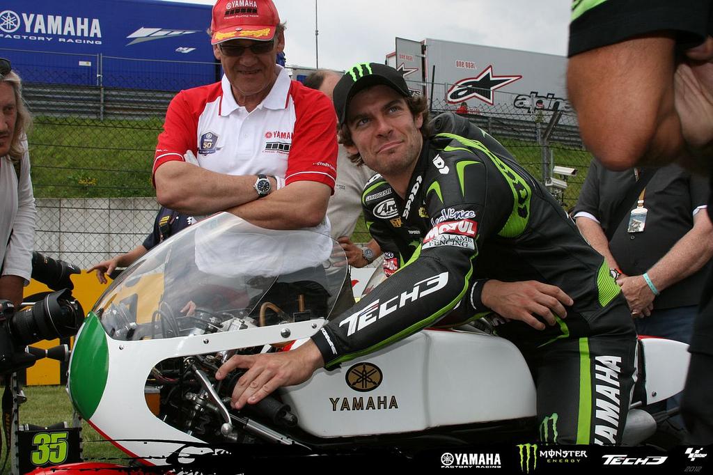 """MotoGP: Cal Crutchlow """"Sto valutando seriamente l'offerta della Ducati"""""""
