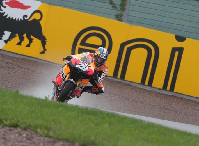"""MotoGP Sachsenring, Qualifiche: Dani Pedrosa """"Speravo nella pole ma va bene anche la prima fila"""""""