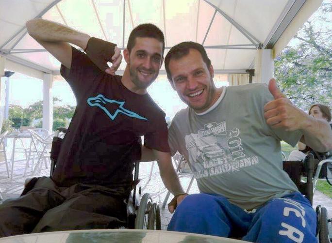 Superbike: La prima foto di un sorridente Lascorz dopo l'incidente di Imola
