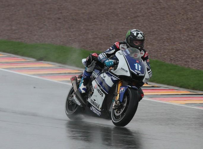 """MotoGP Sachsenring, Qualifiche: Ben Spies """"Speravo di ottenere la prima fila!"""""""