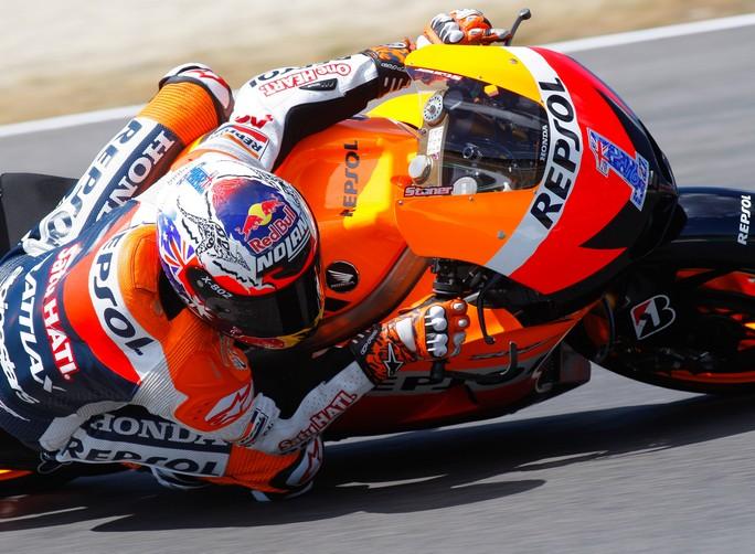 """MotoGP Mugello: Casey Stoner si difende """"Petrucci mi ha rovinato il giro veloce"""""""