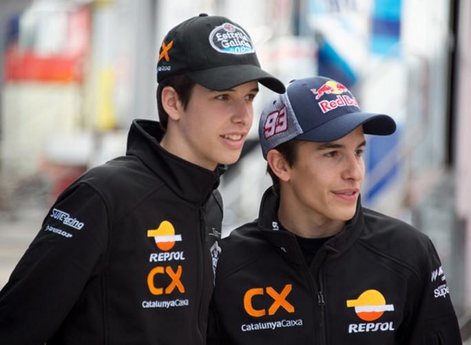 Moto3: Da Indianapolis Ambrogio Next Racing con Alex Marquez e Giulian Pedone